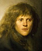 Self-portrait Jan lievens