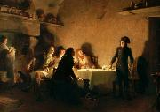 The supper of Beaucaire Jean Lecomte Du Nouy