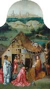 The Adoration of the Magi Jheronimus Bosch