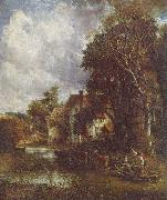 Die Valley Farm John Constable