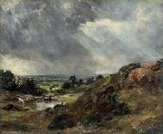 Branch hill Pond John Constable