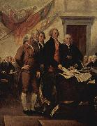 The Declaration of Independence, July 4, 1776 John Trumbull