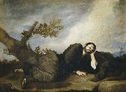 Jacob's dream. Jose de Ribera