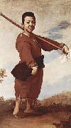 The club-foot Jose de Ribera