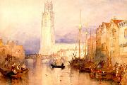 Boston in Lincolnshire William Turner