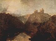 Castle von Kilgarran am Twyvey William Turner