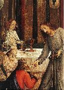 The Institution of the Eucharist Justus van Gent