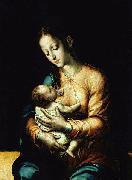Virgin and Child Luis de Morales