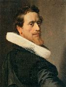 Self-portrait at the Age of Thirty-Six Nicolaes Eliaszoon Pickenoy