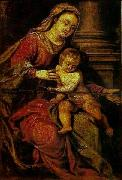 Madonna and Child Paolo Veronese