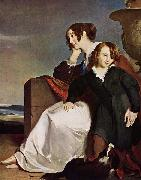Mother and Son Thomas Sully