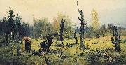 Burnt Forest Vasily Polenov
