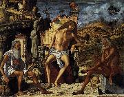 The Meditation on the Passion Vittore Carpaccio