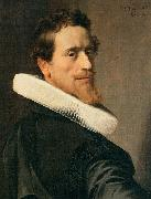 Self portrait at the Age of Thirty Six nicolaes eliasz pickenoy