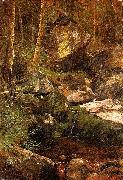 Forest_Stream Albert Bierstadt