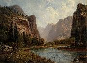 Gates of the Yosemite Albert Bierstadt