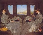 The Travelling Companions Augustus Egg