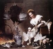 The Cook Bernardo Strozzi