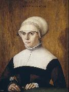The wife of Jorg Zorer, at the age of 28 Christoph Amberger