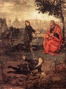 Allegory Filippino Lippi