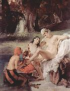 Bathseba im Bade Francesco Hayez