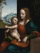 The Virgin and Child GIAMPIETRINO