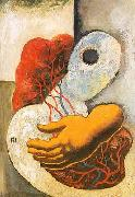 Inner view  Agony Ismael Nery