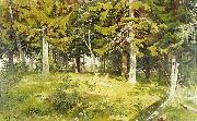 Glade in a Forest Ivan Shishkin
