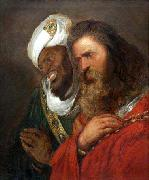 Saladin and Guy de Lusignan Jan lievens