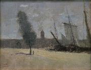 Dunkerque Jean-Baptiste-Camille Corot
