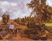 Das Haus des Admirals in Hampstead John Constable