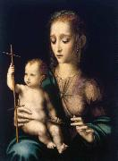 Madonna with the Child Luis de Morales