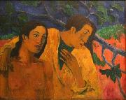 Flight Paul Gauguin