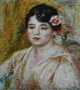 Portrait of Adele Besson renoir