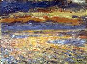 Sunset at Sea renoir