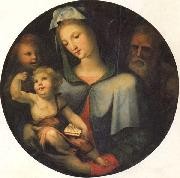 The Holy Family with the Young St.John Domenico Beccafumi