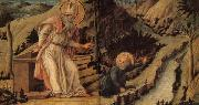 The Vision of St.Augustine Filippino Lippi