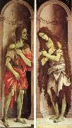 St.john the Baptist Filippino Lippi