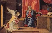 Annunciation Filippino Lippi