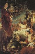 An Offering to Ceres Jacob Jordaens