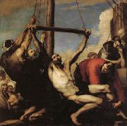 The Martyrdom of St. philip Jose de Ribera