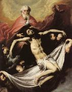 The Holy Trinity Jose de Ribera