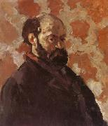 Autoportrait Paul Cezanne
