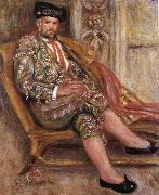 Ambrois Vollard Dressed as a Toreador renoir