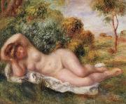 Reclining Nude(The Baker) renoir