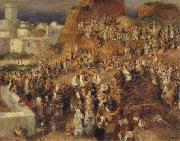 The Mosque(Arab Holiday) renoir
