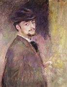 Self-Portrait at the Age of Thirty-five renoir