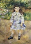 Child with a Whip Pierre Renoir