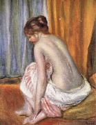 Back View of a Bather renoir