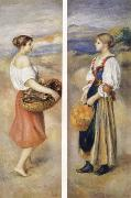 The Harsh and The Pearly renoir